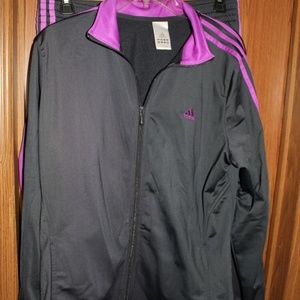 Adidas Tract Suit